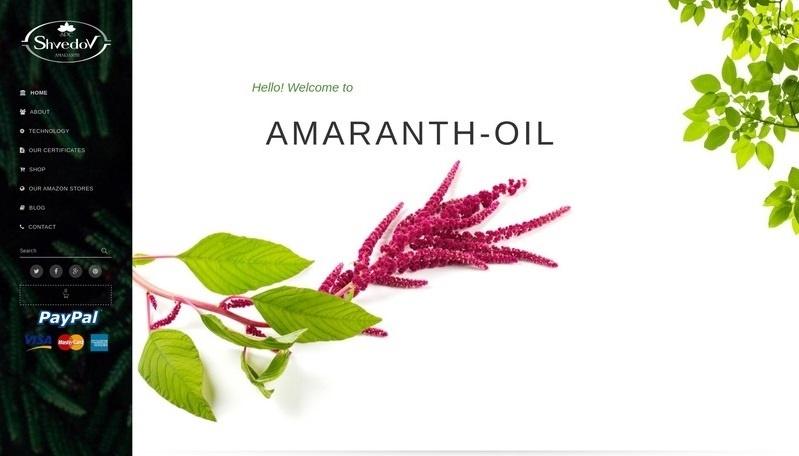 AMARANTH-OIL